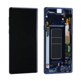 Écran Samsung Galaxy Note9 (N960F) Bleu Cobalt (Service Pack)