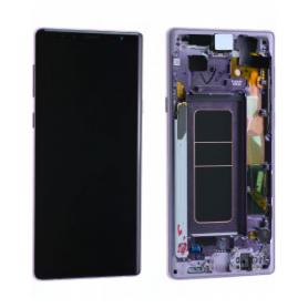 Écran Samsung Galaxy Note9 (N960F) Mauve Orchidée (Service Pack)
