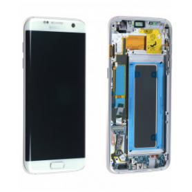 Ecran Samsung Galaxy S7 Edge (G935F) Blanc (Service Pack)