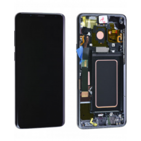 Ecran Samsung Galaxy S9 Plus (G965F) Gris (Service Pack)