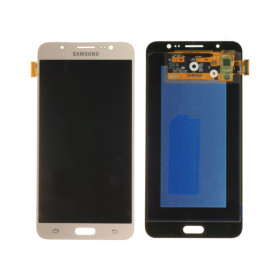 Écran Samsung Galaxy J7 2016 (J710F) Or (Service Pack)