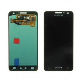 Ecran Samsung Galaxy A3 (A300FU) Noir (Service Pack)