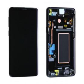 Ecran Samsung Galaxy S9 (G960F) Noir (Service Pack)