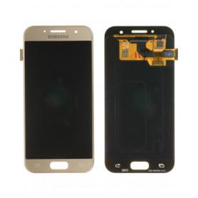 Ecran Samsung Galaxy A3 2017 (A320F) Or (Service Pack)