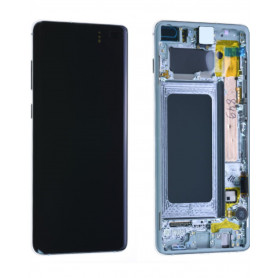 Ecran Samsung Galaxy S10 Plus (G975) Argent (Service Pack)