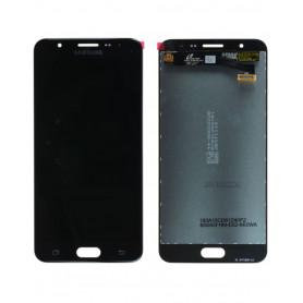 Écran Samsung Galaxy J7 Prime (G610F) Noir (Service Pack)