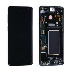 Ecran Samsung Galaxy S9 Plus (G965F) Noir (Service Pack)