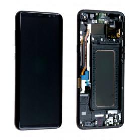 Écran Samsung Galaxy S8 Plus (G955F) Noir Carbone (Service Pack)