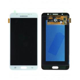 Écran Samsung Galaxy J7 2016 (J710F) Blanc (Service Pack)
