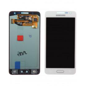 Ecran Samsung Galaxy A3 (A300FU) Blanc (Service Pack)