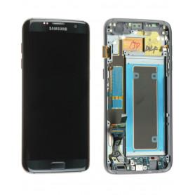 Ecran Samsung Galaxy S7 Edge (G935F) Noir (Service Pack)