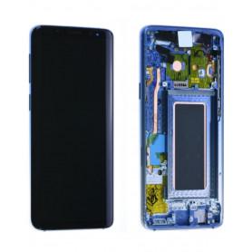 Ecran Samsung Galaxy S9 (G960F) Bleu (Service Pack)