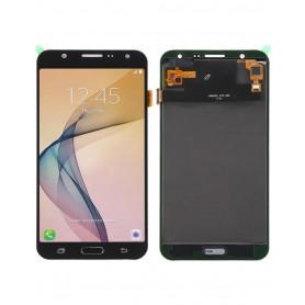 Écran Samsung Galaxy J7 2015 (J700F) Noir (Service Pack)