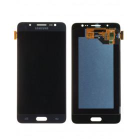 Écran Samsung Galaxy J5 2016 (J510F) Noir (Service Pack)