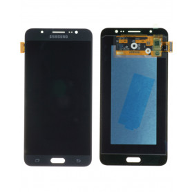 Écran Samsung Galaxy J7 2016 (J710F) Noir (Service Pack)