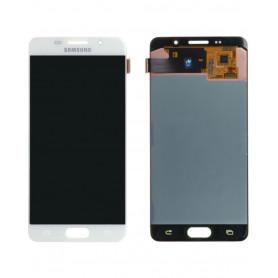 Ecran Samsung Galaxy A5 2016 (A510F) Blanc (Service Pack)