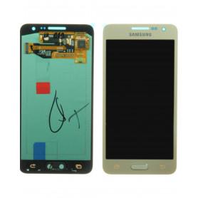 Ecran Samsung Galaxy A3 (A300FU) Or (Service Pack)
