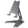 Support Téléphone Tablette Universel Pour Bureau En Aluminium
