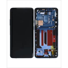 Ecran OnePlus 7T Pro Noir Sur Châssis