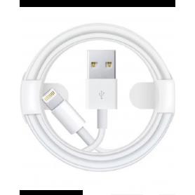 Câble USB / Lightning Apple- 1M - Vrac (Origine)