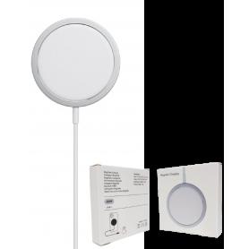 Chargeur sans fil avec MagSafe pour iPhone 12 Mini / 12 / 12 Pro / 12 Pro Max