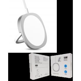 Chargeur sans fil avec MagSafe avec Support de Chargeur pour iPhone 12 Mini / 12 / 12 Pro / 12 Pro Max