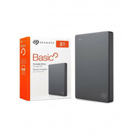 "Disque dur Portable Seagate Basic STJL1000400 - 2.5"" Externe - 2 To - USB 3.0"