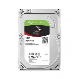 "Disque dur Seagate IronWolf ST1000VN002 - 3.5"" Interne - 1 To - SATA"