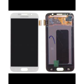 Ecran Samsung Galaxy S6 (G920F) Blanc (Service Pack)