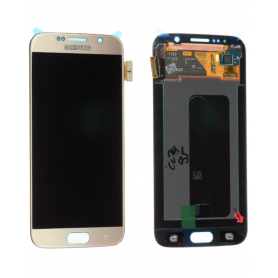 Ecran Samsung Galaxy S6 (G920F) Or (Service Pack)