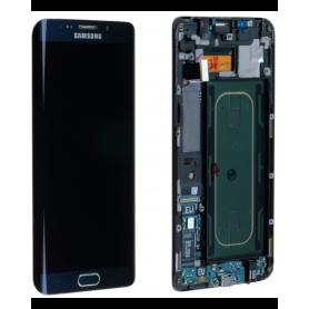 Ecran Samsung Galaxy S6 Edge Plus (G928F) Noir (Service Pack)