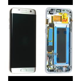 Ecran Samsung Galaxy S7 Edge (G935F) Argent (Service Pack)