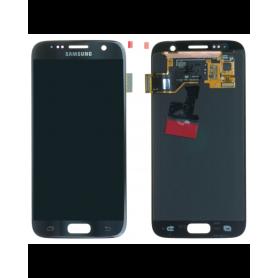 Ecran Samsung Galaxy S7 (G930F) Noir (Service Pack)