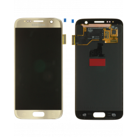 Ecran Samsung Galaxy S7 (G930F) Or (Service Pack)