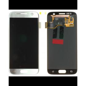 Ecran Samsung Galaxy S7 (G930F) Argent (Service Pack)