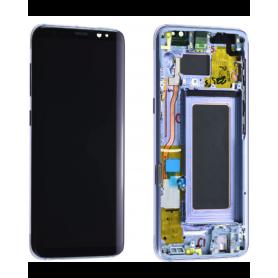 Écran Samsung Galaxy S8 (G950F) Bleu (Service Pack)