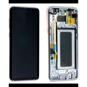 Écran Samsung Galaxy S8 Plus (G955F) Argent Polaire (Service Pack)