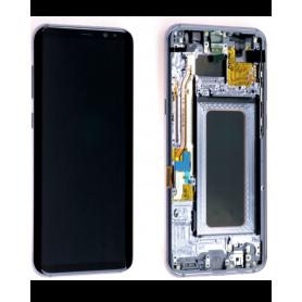 Écran Samsung Galaxy S8 Plus (G955F) Orchidée (Service Pack)