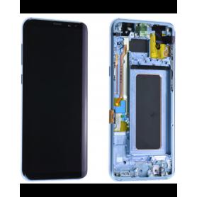 Écran Samsung Galaxy S8 Plus (G955F) Bleu (Service Pack)