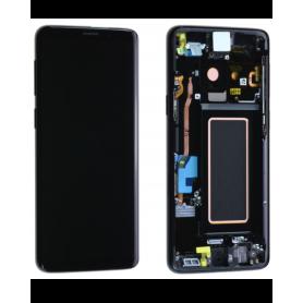 Ecran Samsung Galaxy S9 (G960F) Gris (Service Pack)