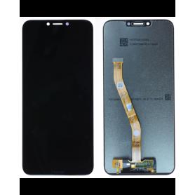 Écran Huawei Honor Play Noir Vitre Tactile + LCD
