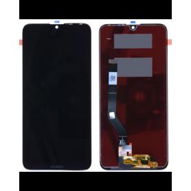 Écran Huawei Y7 2019 / Y7 Pro 2019 Noir Vitre Tactile + LCD