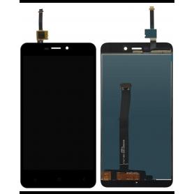 Ecran Xiaomi Redmi 4A Noir Vitre Tactile + LCD