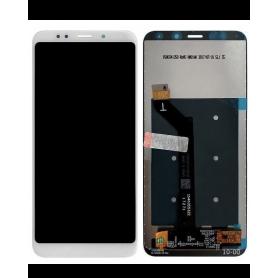 Ecran Xiaomi Redmi 5 Plus Blanc Vitre Tactile + LCD
