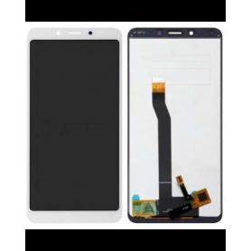 Ecran Xiaomi Redmi 6 Blanc Vitre Tactile + LCD