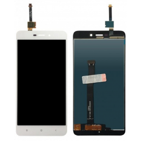 Ecran Xiaomi Redmi 4A Blanc Vitre Tactile + LCD