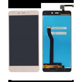 Ecran Xiaomi Redmi 4 Or Vitre Tactile + LCD
