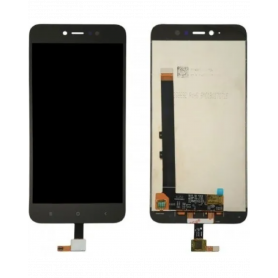 Ecran Xiaomi Redmi Note 5A Prime Noir Vitre Tactile + LCD