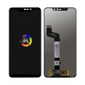 Ecran Xiaomi Redmi Note 6/6 Pro Noir Vitre Tactile + LCD