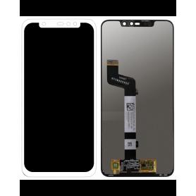 Ecran Xiaomi Redmi Note 6/6 Pro Blanc Vitre Tactile + LCD